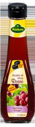 Kühne_Уксус_Винный_Vino-Rosso-(красное-вино)_250мл